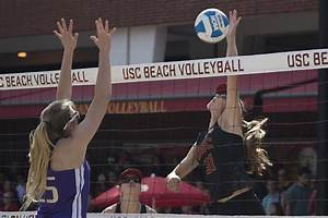 Beach volleyball looks to finish perfect season | Daily Trojan