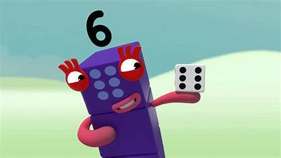 Numberblocks Cbeebies Dice Ten Bbc Child Block