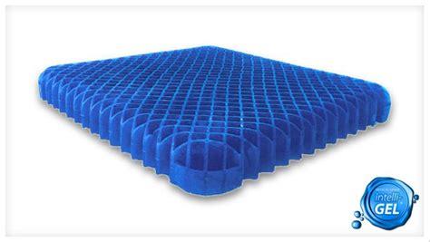intelli gel mattress intelli gel seat cushion with black cover 80 wish list
