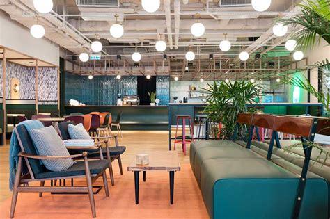 wework hong kong  nc design architecture