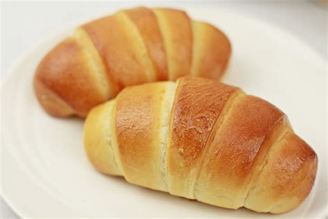 rolls rolls japanese butter roll crescent roll バターロールのレシピ