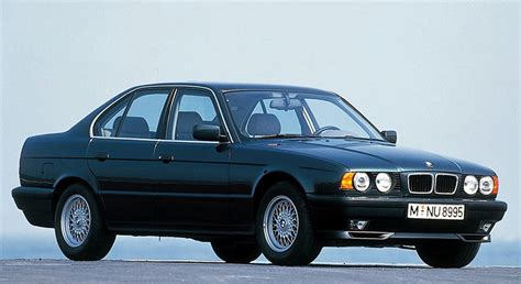 Review Bmw 5 Series Sedan by Bmw 5 Series E34 Sedan 1988 1995 Reviews Technical Data
