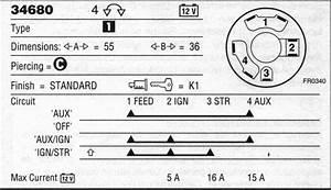Ignition Switch Schematic Symbol
