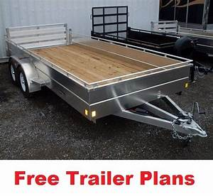 Car Trailer Design Regulations Free Trailer Plans