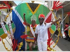 History a virtual Dominica