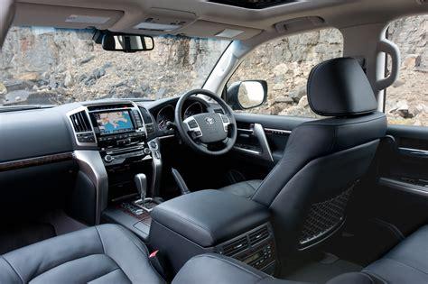 Land Cruiser Interior by Toyota Land Cruiser V8 Review Toyota