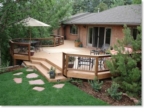 changing outdoor patio decks