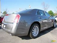 2012 Chrysler 300 Tungsten Metallic
