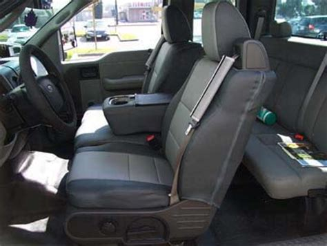 Ford F150 20042008 Iggee Sleather Custom Fit Seat Cover