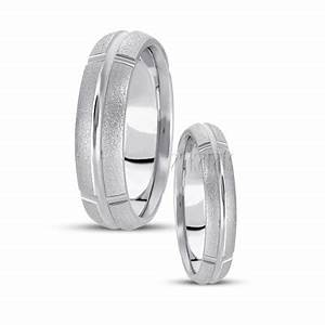 hh ba100554 14k gold contemporary wire matte carved design With simple wedding rings for her