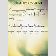 Balancing Selflessness And Selfcare In Grief What's