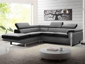 canape d39angle en cuir de vachette 4 coloris mystique With tapis enfant avec made com canapes convertibles