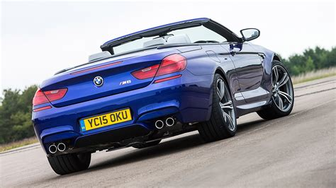 Bmw M6 Convertible (2016) Review