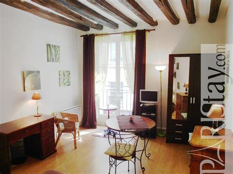 Paris apartment for rent in le marais Le Marais 75004 Paris