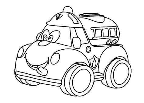 disegni da colorare camion dei pompieri camion dei pompieri da colorare buscar con