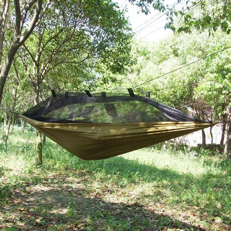 Hanging Hammock Tent by Person Travel Outdoor Cing Tent Hanging Hammock