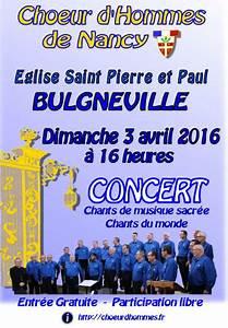 Concert De La Region 2016 : bulgn ville concert du choeur d 39 hommes la plaine des vosges info ~ Medecine-chirurgie-esthetiques.com Avis de Voitures