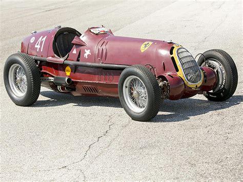 Subastan El Alfa Romeo De Nuvolari Por 7 Millones De