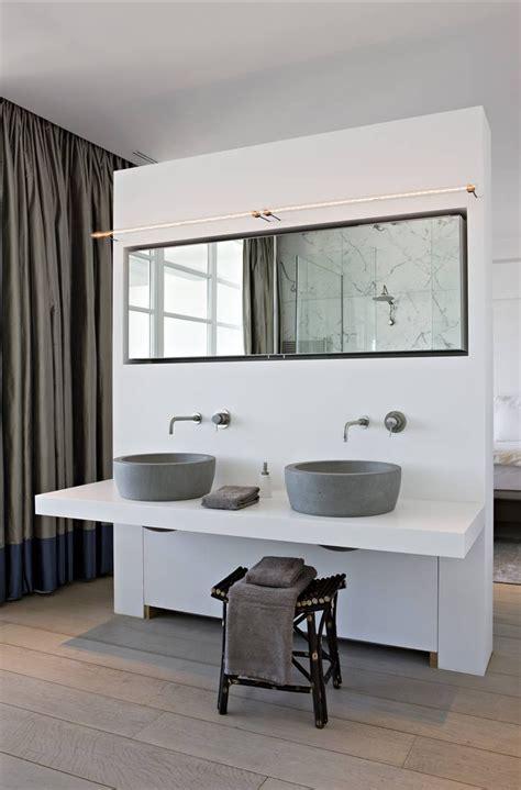 badkamer in slaapkamer steen kleine badkamers nl 14 voorbeelden een badkamer in de slaapkamer