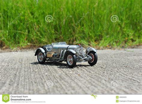 Vintage Model Race Cars by Silver Arrow Mercedes Sskl 1931 Racing Car Scale