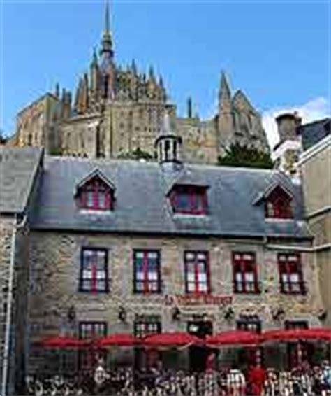 restaurant mont st michel mont michel restaurants and dining mont michel normandy