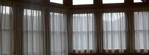 Gardinen Für Vorhangschienen : gardinen als dekoration f r atypische eckfenster heimtex ideen ~ Markanthonyermac.com Haus und Dekorationen