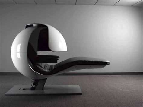 der futuristische designer sessel metronaps energypod