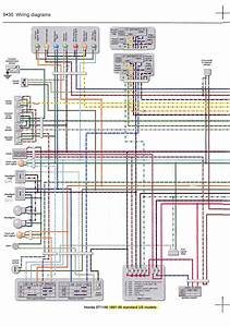 St1100 Color Wiring Diagrams