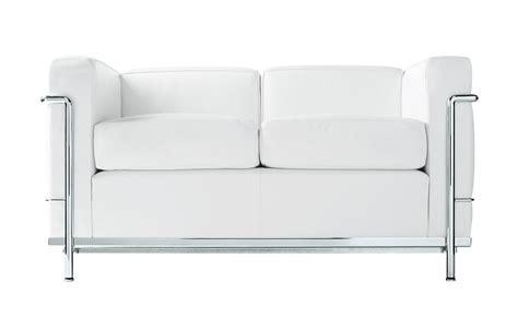 Divano 2 Posti Le Corbusier : Le Corbusier Lc2 Two Seat Sofa