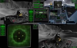 Lunar Flight - A Fictional Lunar Module Simulation - The ...