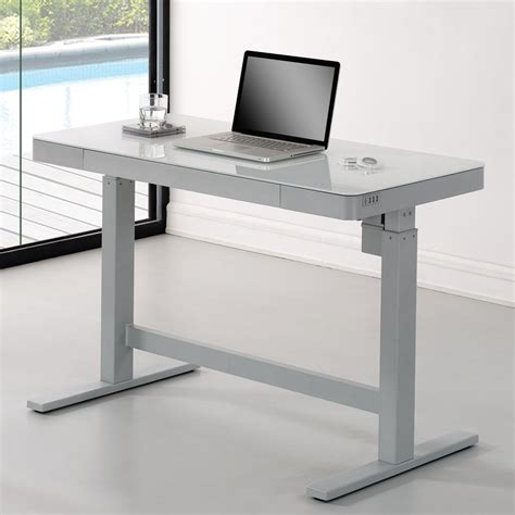ikea ergonomic wildon home adjustable standing desk reviews wayfair