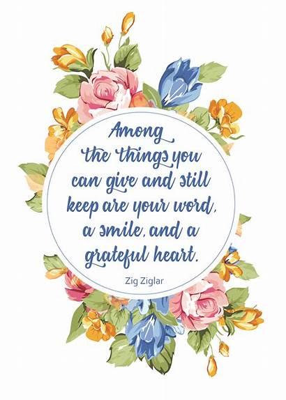 Quote Zig Ziglar Printable Inspirational Words Wonderful