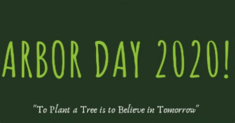 arbor day tree giveaway texarkana today