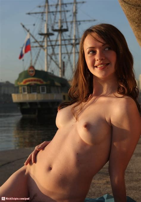 Nude Russian Pirate Babe Picture Of The Day