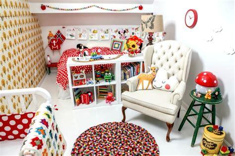 Scandinavian Retro Nursery & Playroom