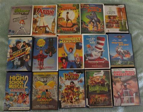 sold big 15 lot children s classic dvd jungle chitty disney g pg tv