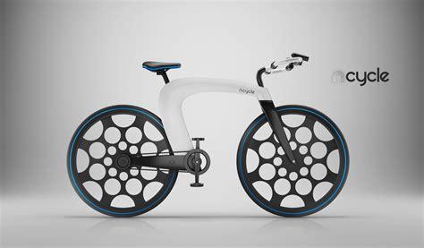 La Bici Elettrica Dal Design Futuristico Di