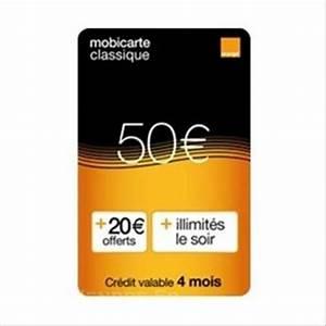 Carte sim orange mobicarte Astucesinformatique