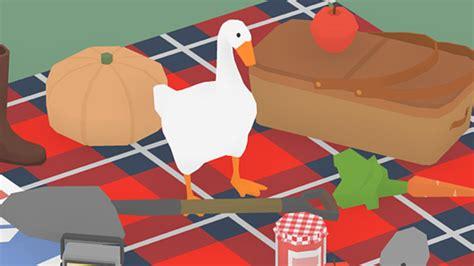 untitled goose game desktop wallpaper  xpx