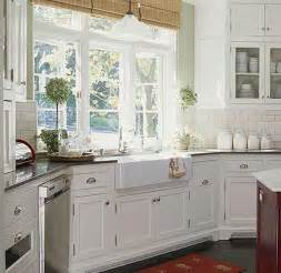 bungalow kitchen ideas white cottage style kitchen design ideas