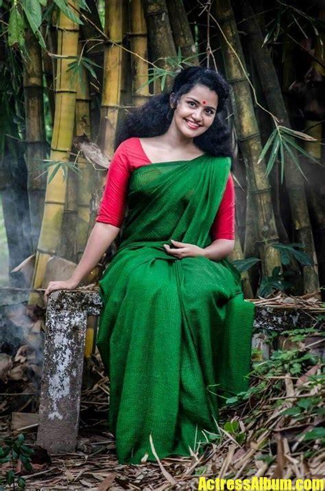 telugu premam actress anupama parameswaran hot