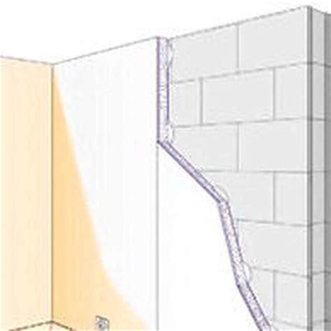 construire en bloc b 233 ton avec complexe de doublage polystyr 232 ne pse plaque de pl 226 tre th38 10 100