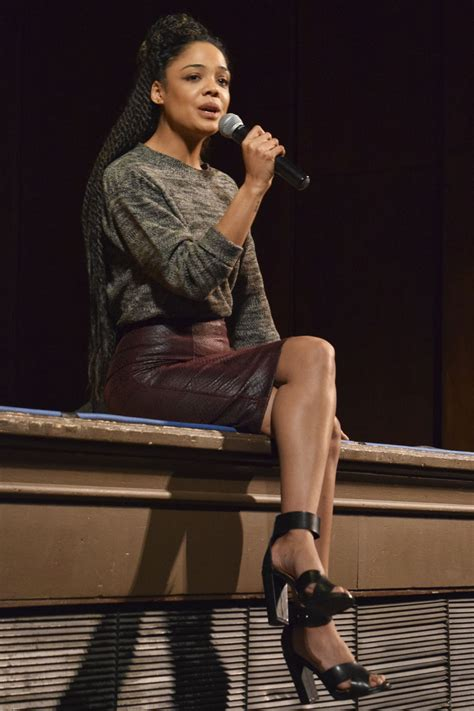 selma actress tessa thompson addresses uf  women