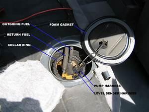 Bmw E36 3 Series Fuel Pump Replacement Diy