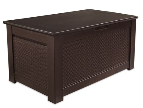 rubbermaid storage bench rubbermaid storage bench 12 5 cu ft the home depot