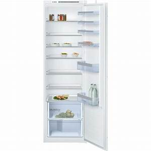 Refrigerateur Encastrable 1 Porte : bosch kir81vs30 r frig rateur encastrable 1 porte 319l ~ Dailycaller-alerts.com Idées de Décoration