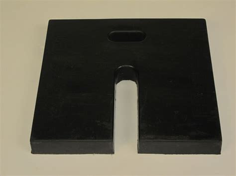 Pipe And Drape Base - pipe and drape rubber base weight ebay
