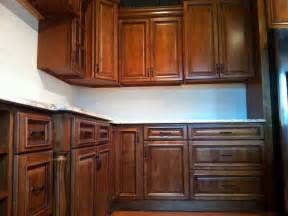 restaining cabinets staining oak cabinets an espresso