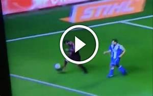 Video: Pique's showboating as Barcelona win La Liga title
