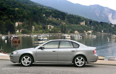 Subaru Legacy Specs & Photos